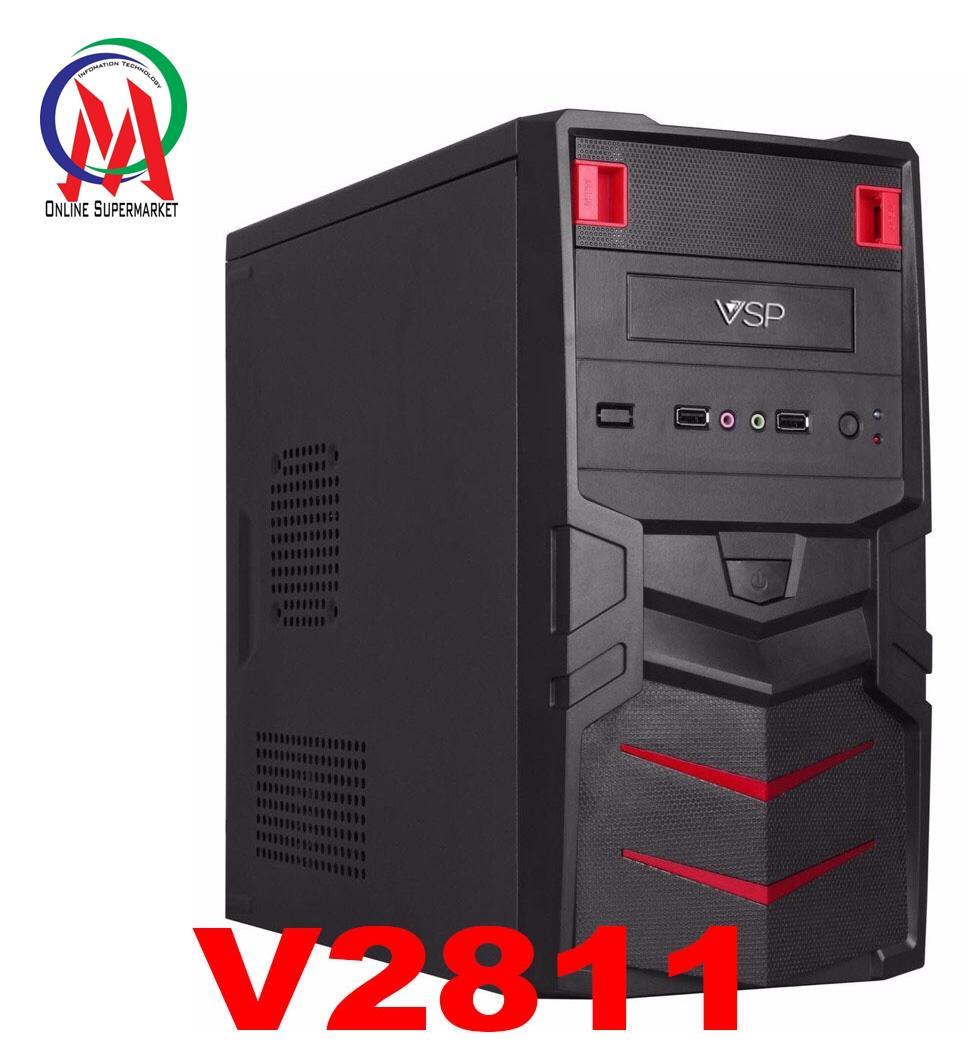 Mua Vỏ Case máy tính VSP 2811 Tại IT ONMART 2