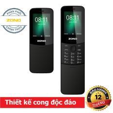 Điện thoại di động ZONO N8110 (2.4 inch) 2 Sim – Đen