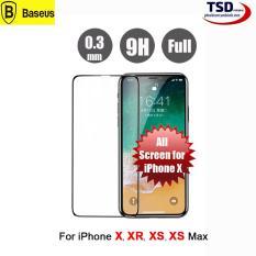 Kính Cường Lực iPhone X Full Màn Hình Baseus – X , XR , XS , XS MAX