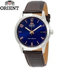Đồng hồ nam dây da Orient FAC05007D0