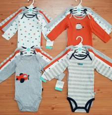 Set 4 bodysuit Carter xuất Nhật cho bé