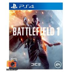 Đĩa game PS4 BattleField 1 – Hệ US