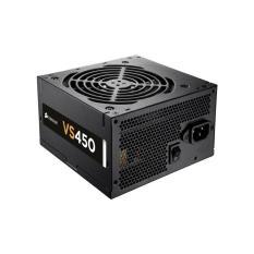 Nguồn Máy Tính 450W CORSAIR VS450 – CP-9020170-NA Đen