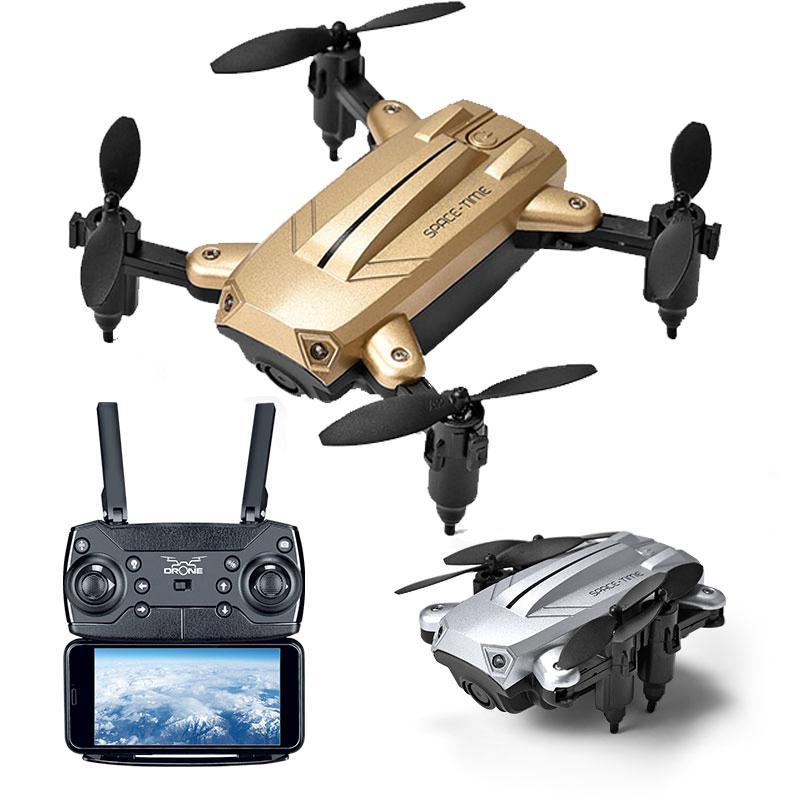 Flycam Mini KY301 cánh gấp gọn Bay Siêu Tốc – Camera Quay Full Hd 720P , Nhào lộn 360 Độ,...