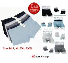 Bộ 5 Quần Sịp Đùi Xuất Nhật Cho Nam ZEAL SHOP