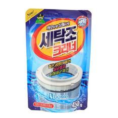 Gói bột tẩy, vệ sinh lồng máy giặt 450g