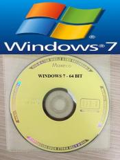 ĐĨA CÀI WINDOWS 7 – 64BIT