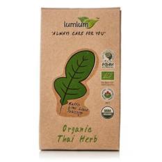 Lá chanh khô hữu cơ LumLum 6g