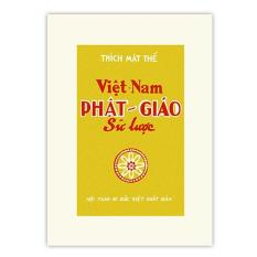 Việt Nam Phật Giáo Sử Lược