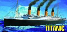 Bộ mô hình lắp ghép tàu RSM Titanic tỉ lệ 1:550 chất lượng cao giá cực tốt