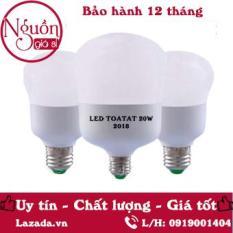 Bóng đèn hình trụ 20W TAT – Siêu sáng siêu tiết kiệm điện năng