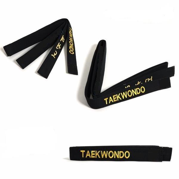 Đai đen Taekwondo