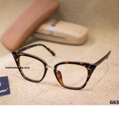 Gọng kính mắt mèo Shady G630.1 (Beo)