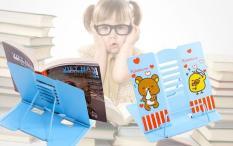 giá kẹp đọc sách chống cận cho bé