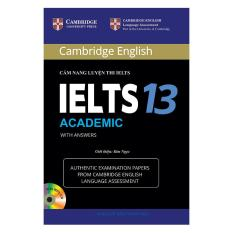 Cẩm Nang Luyện Thi IELTS – IELTS 13 Academic with Answers