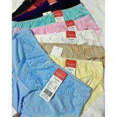 Combo 10 quần ren cotton