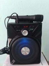 Loa Bluetooth P88 P89 NT88 Âm thanh cực chuẩn tặng kèm Micro hát Karaoke