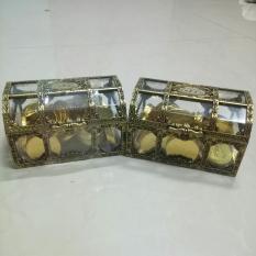 Chocola đồng tiền hình chiếc rương