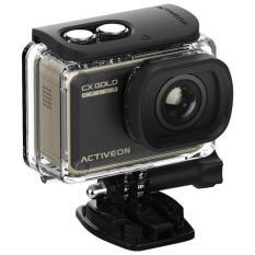 Camera Hành Trình Activeon CX Gold Plus quay phim 4K + Tặng kèm thẻ nhớ 32GB Sandisk tốc độ cao