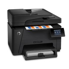 MÁY IN HP Color LaserJet Pro MFP M177FW – CZ165A Printer ( in, scan, copy, Fax ) Wireless