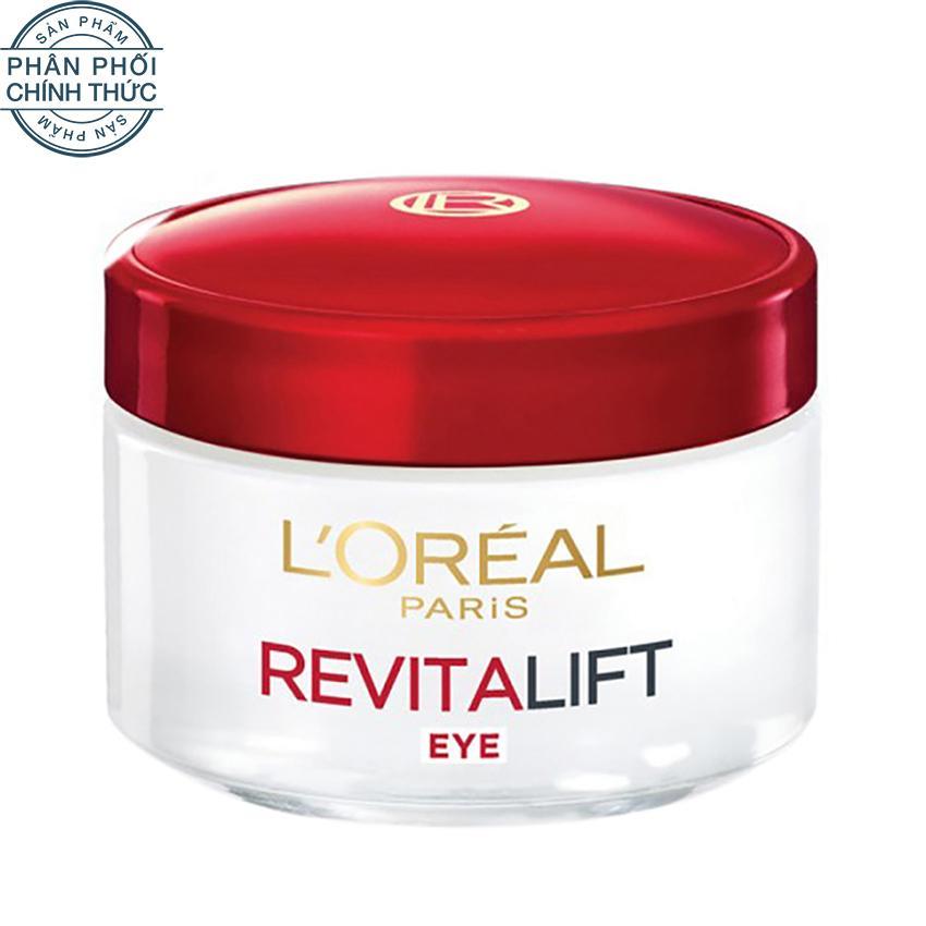 Kem dưỡng da vùng mắt L'Oreal Paris Dex Revitalift Eye Cream 15ml