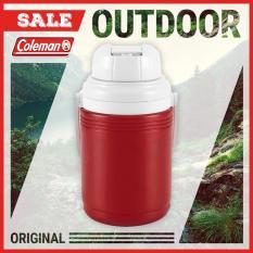 Bình giữ lạnh Coleman 1.2L (Đỏ) 5542B763G – Hàng Phân Phối Chính Thức