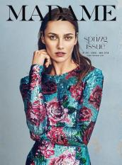 Tạp chí Air France Madame – Avril – Mai 2018