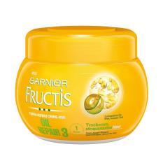 Kem ủ cho tóc khô và hư hỏng nặng Garnier Fructis Nutri Repair 300ml