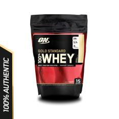 Chi tiết sản phẩm Thực phẩm bổ sung Optimum NutritionGold Standard 100% Whey Vanilla Ice Cream1 lbs