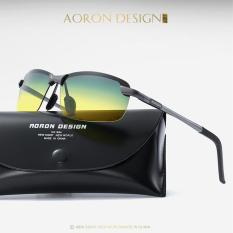 Mắt kính Aoron phân cực UV chống chói ban ngày và ban đêm MK1809
