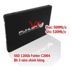 SSD 256Gb 120Gb Fuhler C2004 Sata III 6Gb/s