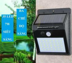 Đèn Năng lượng mặt trời 35 bóng led Solar – Loại 1 3 chế độ sáng