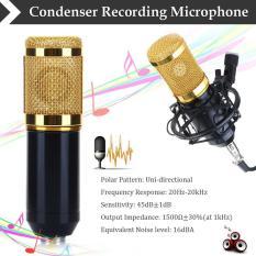 [ZIN] Micro thu âm BM900 chuyên nghiệp – (Micro live stream,karaoke online cực hay)