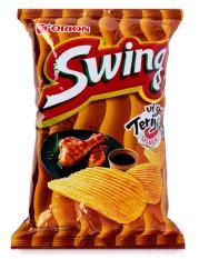 Snack Orion Swing Vị Gà Teriyaki Gói 90G