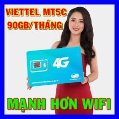 Giá Tốt Thánh sim 4G Viettel MT5C 90GB/Tháng (5.000đ/3GB) – Shop Sim giá rẻ Tại Sim giá rẻ