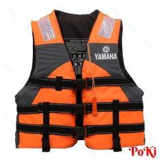 Áo phao bơi cứu hộ ORANGE – YA, áo phao chuyên dùng cho các môn thể thao dưới nước, đạt tiêu chuẩn EU cao cấp – POKI