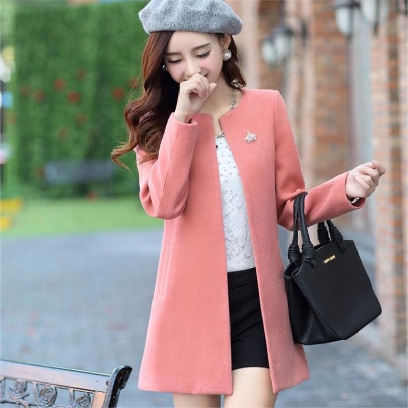 Áo khoác công sở thời trang Hàn Quốc Hot