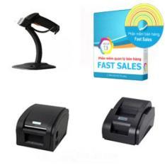 Bộ máy bán hàng Fast Pos