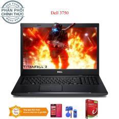 Laptop Dell 3750 Core i5 RAM 4GB, SSD128GB 17.3inch hàng nhập khẩu +tặng kèm điện thoại nhật bản (SSD bh 36thang)