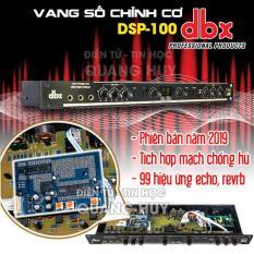 Vang số chỉnh cơ DBX KTV-100 phiên bản 2019 tích hợp mạch chống hú