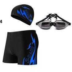 Set 3 sản phẩm đồ bơi nam