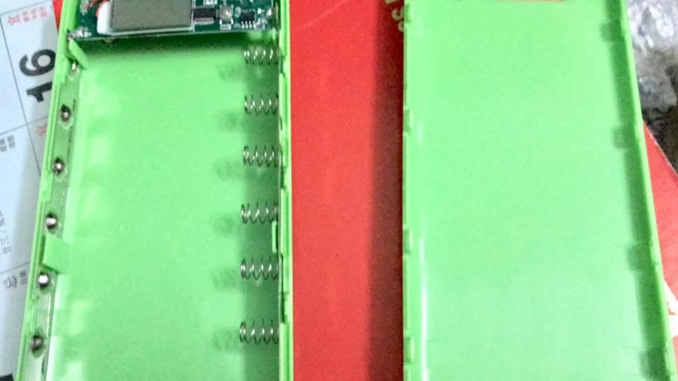 Mua Box sạc dự phòng lắp pin 18650 2 đèn Pin 2 cổng ra 8 cell pin ở đâu tốt?