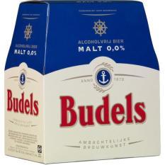 Bia không cồn Budels 300ml/chai