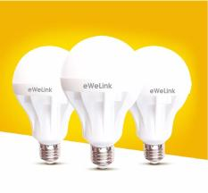 Trọn Bộ 3 Bóng Đèn Led Bulb eWeLink Công Suất 7W Trắng
