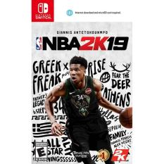 Đĩa game Nintendo Switch: NBA 2K19
