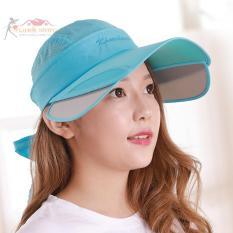 Mũ chống nắng, Mũ chống tia UV Hàn Quốc Cao cấp