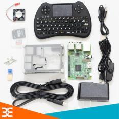 Mua Combo Raspberry Pi 3 Model B UK/RS – Gói 2 ở đâu tốt?