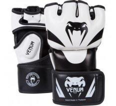 Găng tay cụt/hở ngón MMA VENUM ATTACK GLOVES – SKINTEX LEATHER