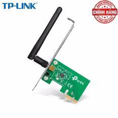 Card mạng thu WiFi TP-Link TL-WN781ND (Xanh)