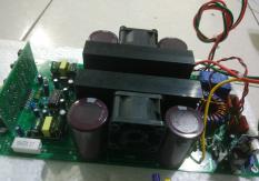 mạch công suất CLASS T 3500w RMS 4ohm